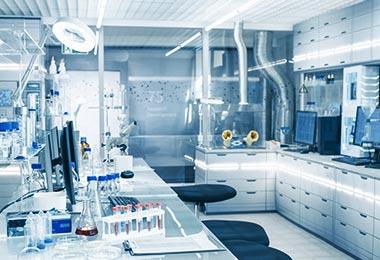 Klimatechnische Laborausrüstung