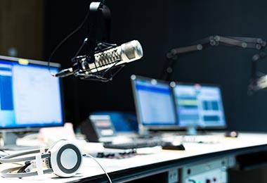 Lüftungstechnik in Rundfunkstudios